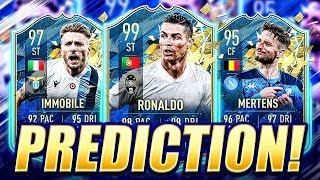 SERIE A TOTS PREDICTIONS! FIFA 20