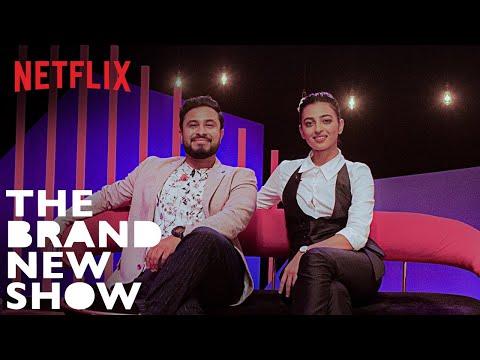 The Brand New Show With Abish Mathew & Radhika Apte | Netflix India
