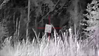 Пристрелка цифрового прицела ATN X-Sight HD 3-12x, в ночном режиме(Последние выстрелы перед переходом на X-SIGHT 2 Официальный дистрибьютор в России : www.atncorp.ru., 2016-06-21T08:47:28.000Z)