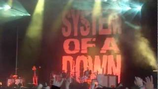 B.Y.O.B. - System Of A Down @ Download 2011 HD
