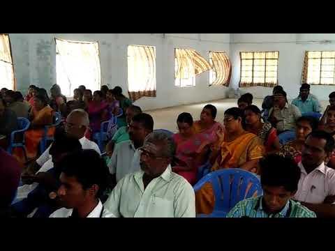 Symposium @NAR Arts college Rajapalayam