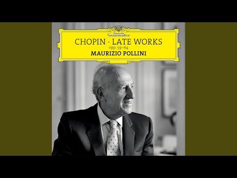 Chopin: Barcarolle In F Sharp Major, Op. 60