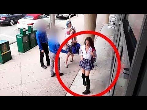 7 Extraños fenómenos que captaron las cámaras de seguridad
