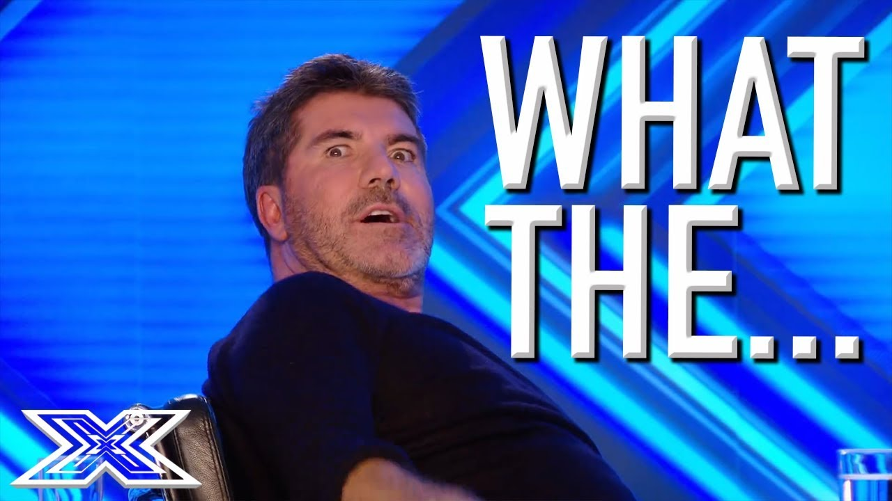 MOST AWKWARD and CRINGEWORTHY Auditions from The X Factor ...