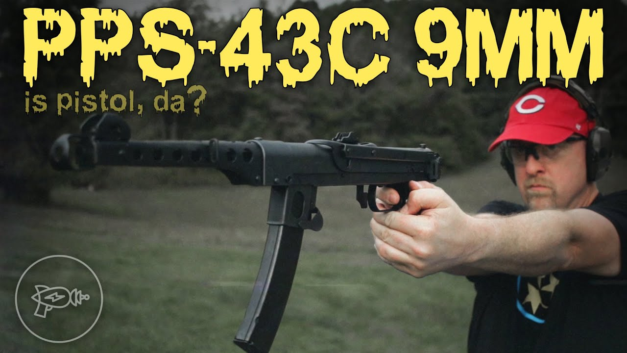 Is Pistol, Da Comrade ATF? 🤔 Pioneer Arms PPS-43 C! [Review]