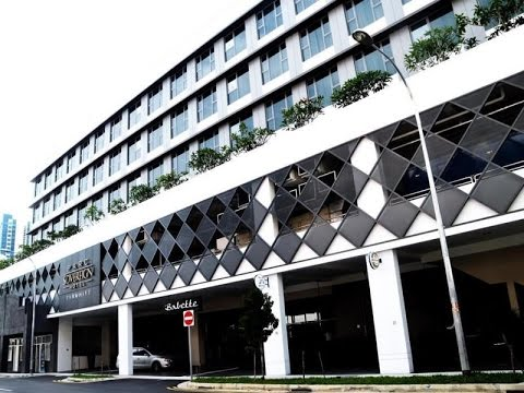 Parc Sovereign tyrwhitt Singapore Executive Superior Room