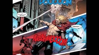 Unworthy Thor vs Apocalypse-Axis