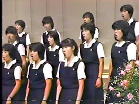 君は夕焼けをみたか(群馬県立高崎女子高等学校) - YouTube