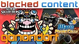 GANONDORF vs Wario Prank Calls (Super Smash Bros. Ultimate)