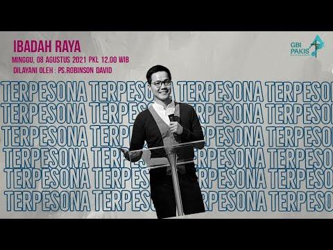 IBADAH RAYA 08 AGUSTUS 2021