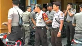 oknum polisi serang satpol pp inews petang 01 12
