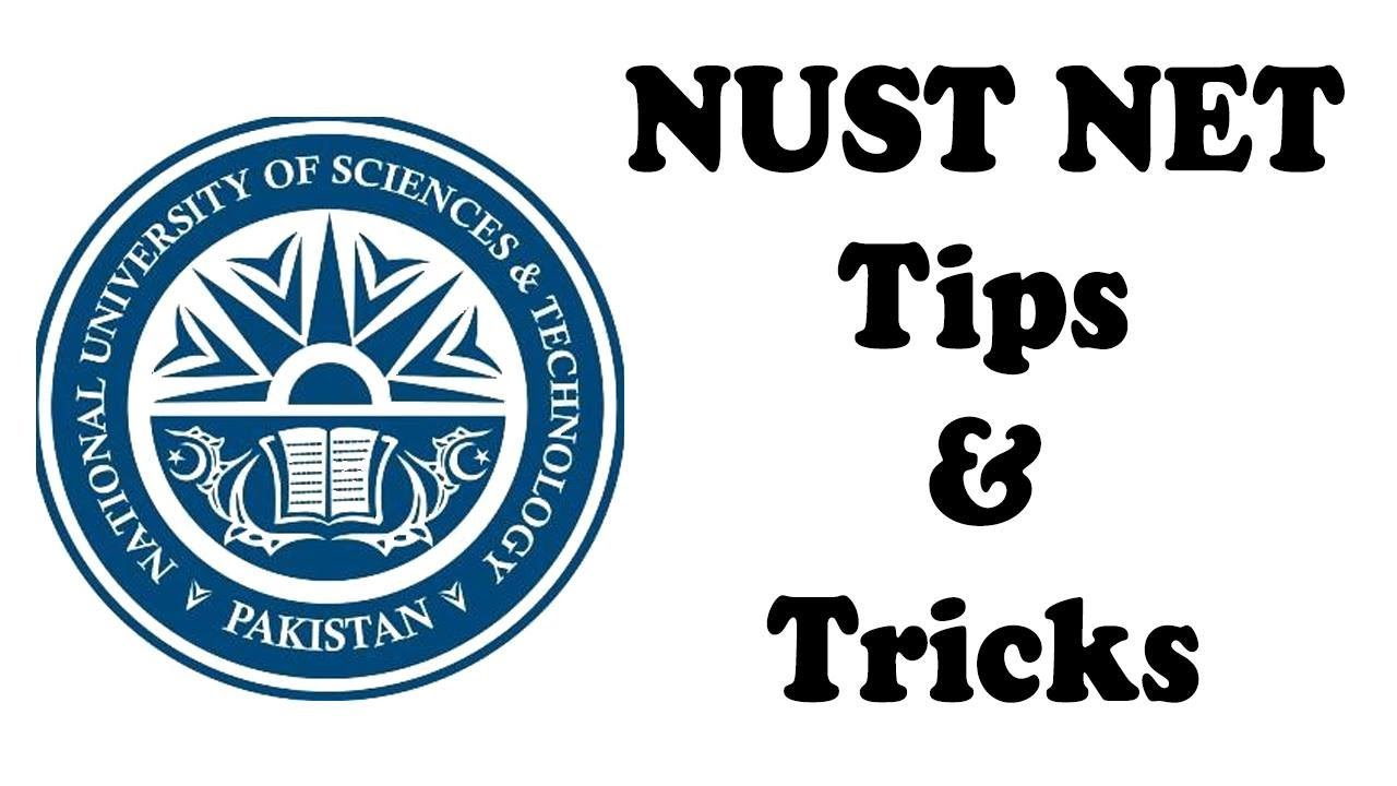 How to score good in NUST Entry Test (NET TIPS & TRICKS)