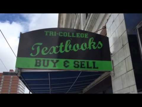Sinclair Community College Bookstore Video