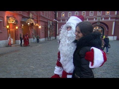 Wylsa-мороз дарит подарки