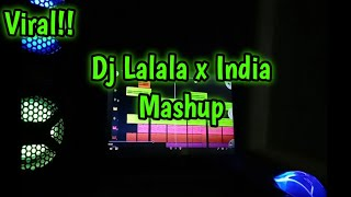 DJ IS MY LIFE LALALA x INDIA MASHUP VIRAL DI TIKTOK!! - Sahrul Ckn