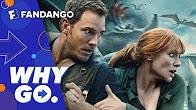 Why Go. | Jurassic World: Fallen Kingdom - Продолжительность: 67 секунд