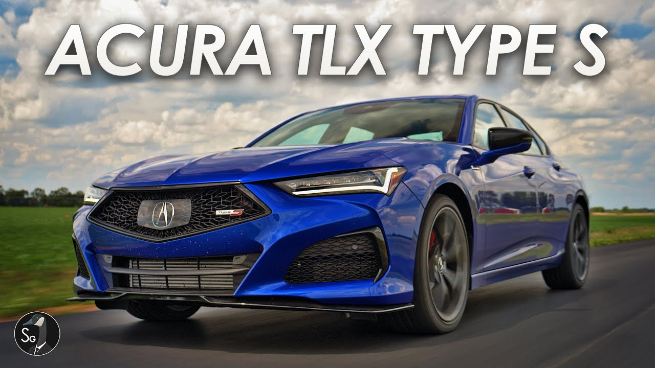2022 Acura TLX Type S | Back From the Dead