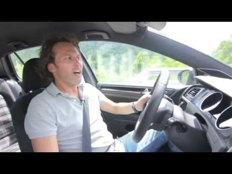 Audi R8 Plus Vs. Volkswagen Golf GTI Performance - Review By Autovisie TV