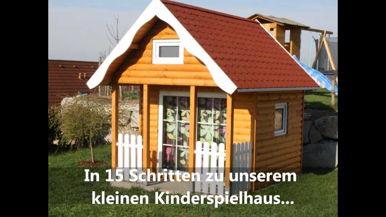 children play house - 15 steps to make children happy! - youtube, Moderne