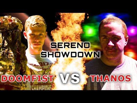 Thanos vs Doomfist (Live Action) - Marvel vs Overwatch - Sereno Showdown