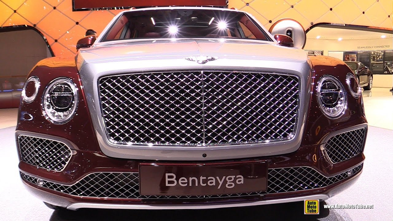 2019 Bentley Bentayga Hybrid Exterior And Interior Walkaround