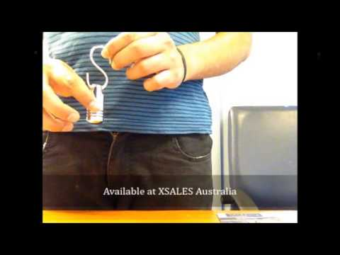 Metal Stretching Weight 105g from YouTube · Duration:  41 seconds