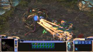 Starcraft II: Legacy of the Void First/Blind Playthrough - Mission 1: For Aiur!