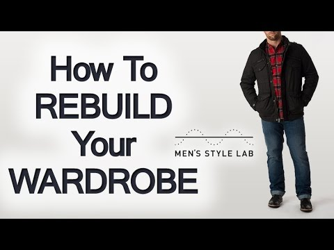 Build Your Wardrobe In 30 Minutes For Less Than 1000