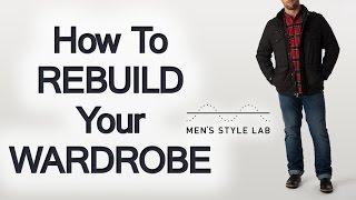 Build Your Wardrobe In 30 Minutes For Less Than $1000 | Men's Style Lab Clothing Box Service Review
