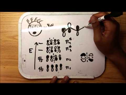 Molecular Orbital Theory Conjugated Pi Systems