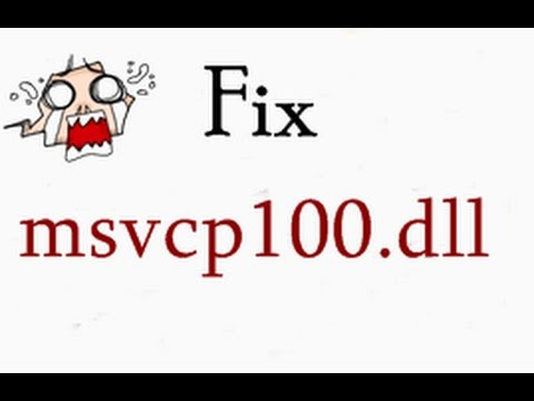 msvcp100 dll download zip file