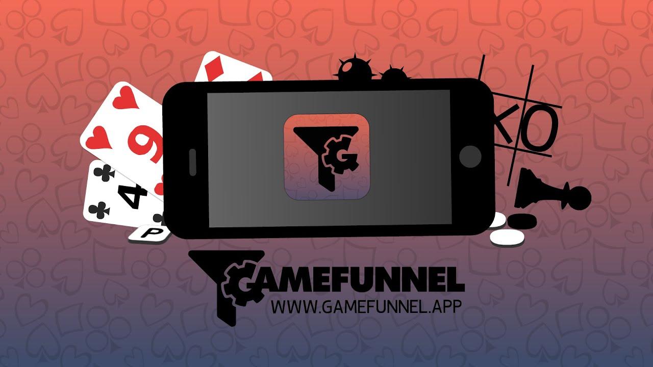 Game Funnel release trailer (NL)