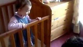Spielen mit Papi und Ferkel