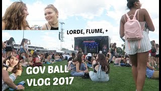 gov ball vlog 2017 lorde flume laurababora