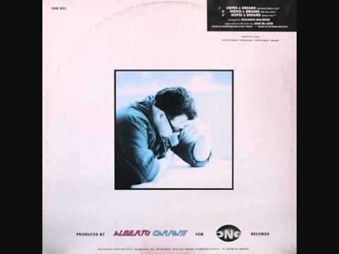 Albert One - Hopes & Dreams_Extended Version (1987)
