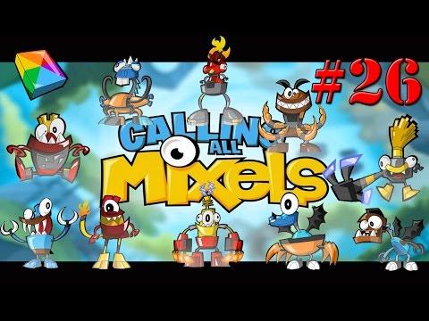 Calling All Mixels - All Mixes Gameplay Walkthrough #26