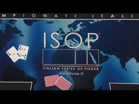 ISOP Championship 2019-2020 Ev.2 - Main Event Final Table