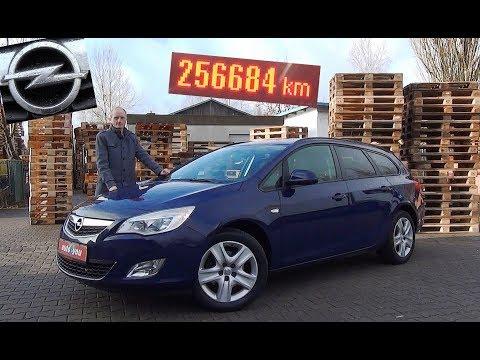 Opel Astra SportsTourer Test - Der...