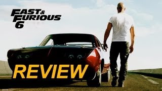 Fast & Furious 6 - Movie Review by Chris Stuckmann