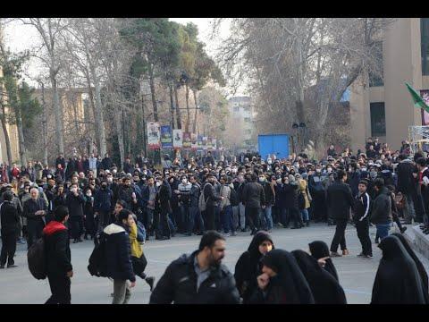 غضب شعبي في إيران بعد اعلان حكم الاعدام على ثلاثة شبان  - نشر قبل 43 دقيقة