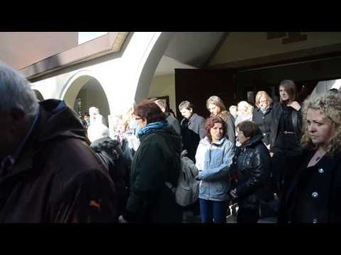 śp. Maria Kominek OPs, ostatnia droga - 28.09.2013