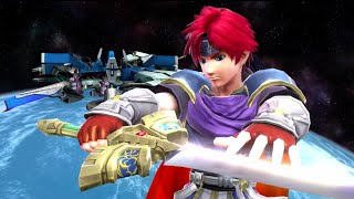 SSB4: TriLEX(Marth, Roy) vs. Mr. E(Marth, Fox) - Exhibitions 2