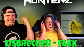 Eisbrecher - FAKK (Offizielles Video) THE WOLF HUNTERZ Reactions