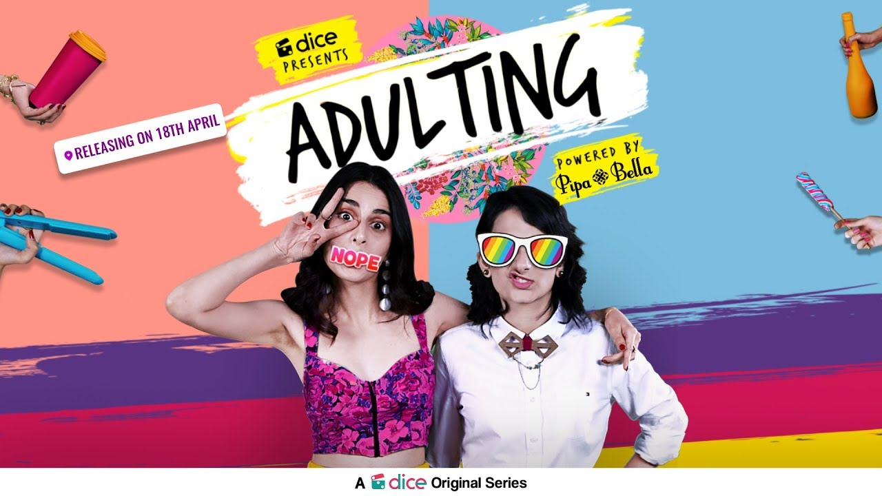 Image result for adulting web series