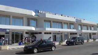 Тунис Прилетели   в аэропорт Монастир  Tunisia Arrived at Monastir airport