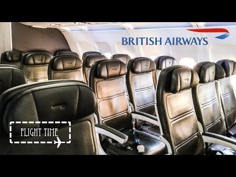 FLIGHT REPORT | British Airways | A320 | London Heathrow To Lisbon | Economy (Euro Traveller)