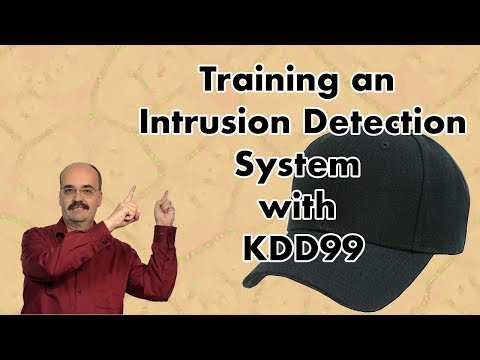 Training an Intrusion Detection System with Keras and KDD99 (14.4)