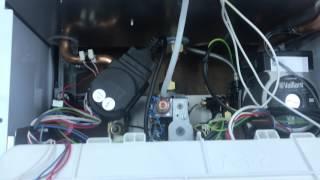 видео газовый котел Vaillant