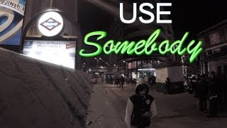 Use Somebody - Cover(Kings of Leon)