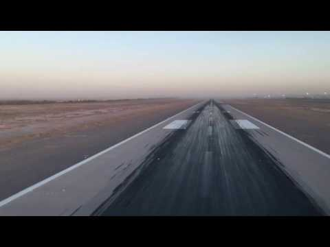 Flying time lapse